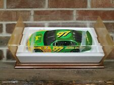 "1999 ERTL Nasacar JOHN DEERE #97 CHAD LITTLE ""PRECISION"" Display with autograph"