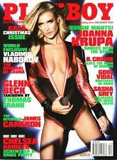 US-Playboy 12/2009  CRYSTAL HARRIS & JOANNA KRUPA & SASHA GREY*