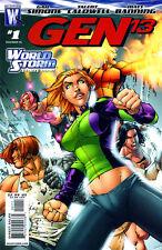 Gen 13 (2006) vol.4 #1 worldstorm Gail simone + talent Caldwell + sexy +