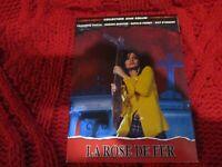"""DVD NEUF """"LA ROSE DE FER"""" film d'horreur de Jean ROLLIN"""