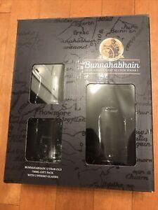 bunnahabhain Scotch glasses  (2)