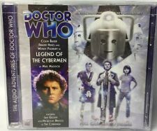Doctor Who Legend of The Cybermen CD  2 DISCS Full Cast Audio Drama Colin Baker