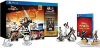 NEW PS4 Disney INFINITY 3 Star Wars Saga Collectors Edition Bundle Playstation 4