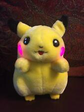 Electronic Talking I Choose You Pikachu Plush | Original Box | Pokemon