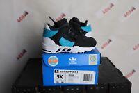Adidas Eqt Support Toddler 5k Black