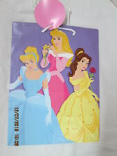 2 Gift Bags Christmas Medium Size 12 1/2 X 9 1/2 X 5 Inches New Snow White Other