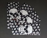 21700 / 20700 Skulls battery wraps pre cut heat shrink
