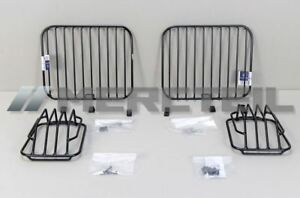 New Mercedes-Benz G-Class W463 Front Light Protection Guard Set