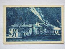 TOLMINO Tolmin convitto Scodnik Gorizia Slovenia Slovenija vecchia cartolina