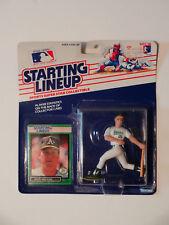 New 1989 Mark McGwire Oakland Athletics A's Starting Lineup Kenner Baseball MLB
