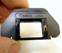 Eye Piece adapter slip on Plastic eye cup for Canon EOS Cameras EOS 35mm film