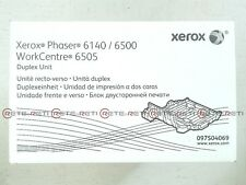 XEROX 097S04069 fronte-retro AUTO Duplex Unit Phaser 6140 / 6500 WorkCentre 6505