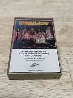 Parliment Funkentelechy Vs. Placebo Syndrome Cassette Tape George Clinton