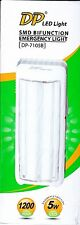 DP-7105B 2 Function Brightness Adjustable Rechargeable Emergency Tube LED light