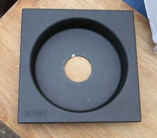 genuine Sinar 24mm  recessed  lens board panel 441.50.996 copal 0