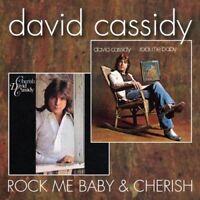 David Cassidy - Rock Me Baby - Cherish NEW CD