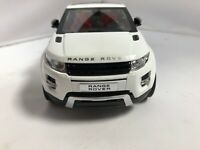 Range Rover EVOQUE WHITE 2011 3 DOOR 1/18 SCALE DIECAST GT AUTOS