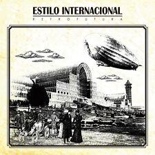 ESTILO INTERNACIONAL Retrofutura LP+CD . post punk new wave movida joy division