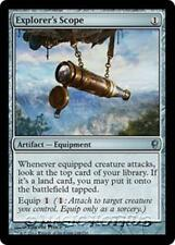 EXPLORER'S SCOPE Conspiracy MTG Artifact — Equipment Unc