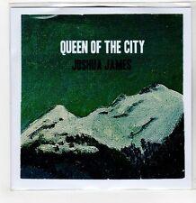 (GI163) Queen Of The City, Joshua James - DJ CD