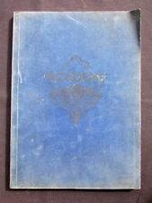 1931 Erie Academy - Academe Yearbook -Erie, Pa