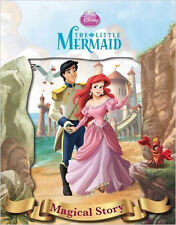 Disney Little Mermaid Magical Story with Amazing Moving Picture Cover, New,  Boo
