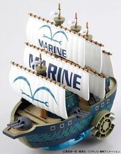 BANDAI ONE PIECE MODEL KIT GRAND SHIP COLLECTION #07 MARINE WARSHIP NEW