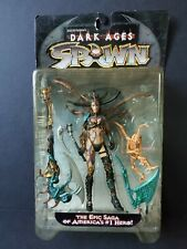 McFarlane Dark Ages Spawn Series 11 The Skull Queen Ultra-Action Figure 1998
