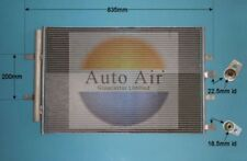 Fit with FORD TOURNEO CUSTOM Condenser air conditioning 16-1436 2.2L