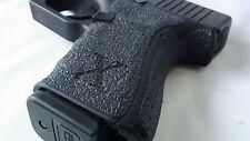 FoxX Grips, Gun Grips for Glock 26/27/28/33/29/30/36/39 Grip Enhancement System