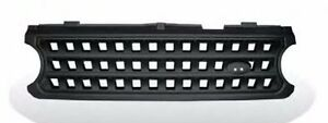LAND ROVER RANGER ROVER L322 Supercharged 06-09 Front Grille Black W163 Look