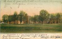 C-1910 BROCKPORT NY State Normal School PCK SERIES Dobson Postcard 2988
