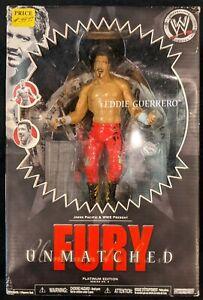 JAKKS Pacific WWE Unmatched Fury Series 6 Eddie Guerrero Action Figure