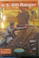 Gearbox #90821 Ltd Ed  U.S. 6th Ranger Battalion Sniper Philippines 1945   NRFB
