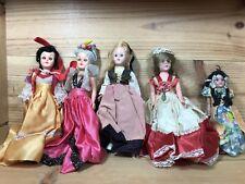 6 Vintage International Dolls Of The World ARCO? 1960s