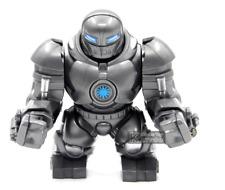 Iron man armor suit mini figures avengers comics heroes marvel block