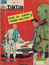 JOURNAL DE TINTIN N°756 - 18 AVRIL 1963 - JEAN GRATON, MICHEL VAILLANT