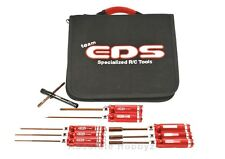 EDS Racing Combo Tool Set With Tool Bag - 9pcs (Metric) - EDS-290904