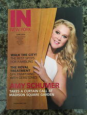 Amy Schumer  In New York cover June 2016 magazine NYC