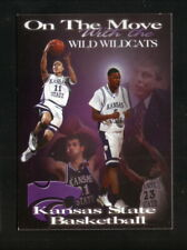 Kansas State Wildcats--2001-02 Basketball Pocket Schedule