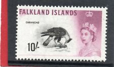 Falklands Islands QE2 1960 Birds 10s. sg 206 VLH.Mint