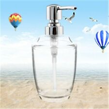1X Lotion Liquid Soap Dispenser ABS Pump Bottle Kitchen Bathroom Countertop
