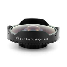 0.3X 37mm Baby Death Fisheye Pancake Extra Wide Lens for Video camcorder, camera