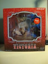 Dragon Toy Diskvision Victoria 1/5 Figure Red Ver. Genuine