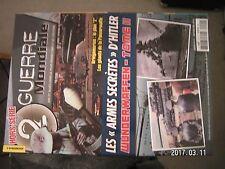 ** 2e Guerre Mondiale Magazine HS n°41 Du Plan Z aux torpilles humaines