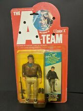 A-Team Murdock action Figure Galoob 1983 moc carded spanish
