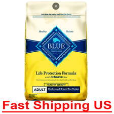 Blue Buffalo Life Protection Formula Adult Healthy Weight Chicken & Brown, 30 lb