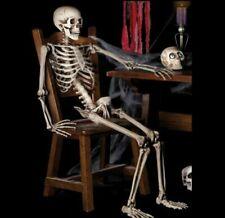 Halloween Skeleton Decoration Hanging Prop Life Size Bone Haunted House Decor