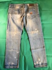 SOUTH POLE LOOSE TAPERED FIT JEANS / W36 L34 / NEW!
