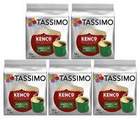 5 X Packs Tassimo Kenco Decaff Americano T Discos Cápsulas 80T 80 Bebidas